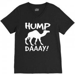 camel hump day V-Neck Tee | Artistshot