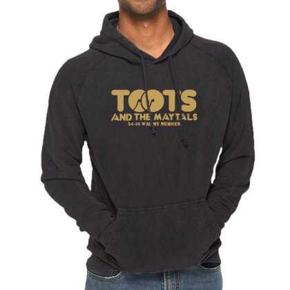 Toots And The Maytals Vintage Hoodie Designed By Onju12gress