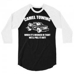 camel towing wrecking service 3/4 Sleeve Shirt | Artistshot