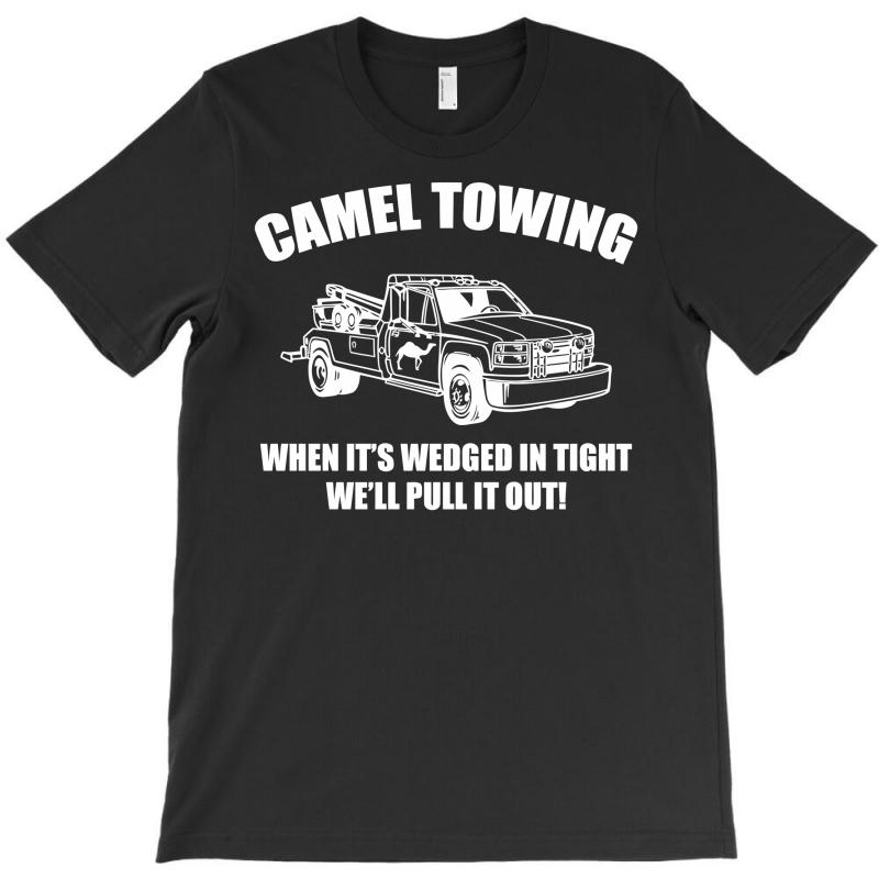 Camel Towing Wrecking Service T-shirt | Artistshot