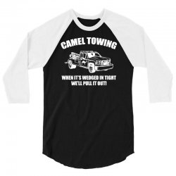 camel towing 3/4 Sleeve Shirt | Artistshot