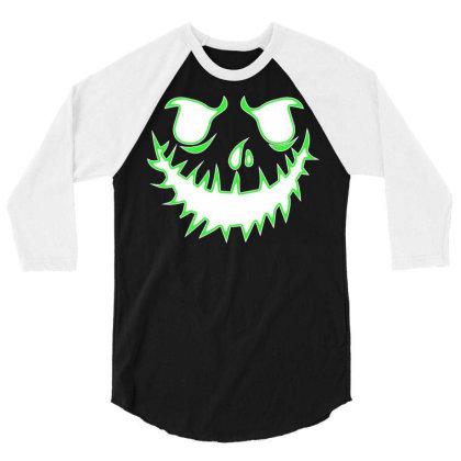 Glowing Jack 3/4 Sleeve Shirt Designed By Lotus Fashion Realm