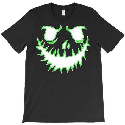 Glowing Jack T-shirt Designed By Lotus Fashion Realm