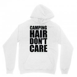 camping hair don't care Unisex Hoodie | Artistshot