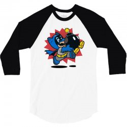 can't get rid of a bob omb 3/4 Sleeve Shirt | Artistshot