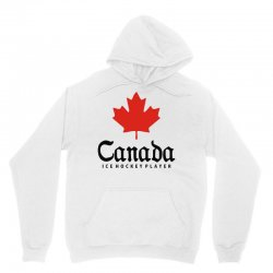 canada ice hockey Unisex Hoodie | Artistshot