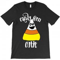 candy corn cutie for halloween T-Shirt | Artistshot