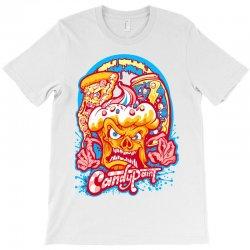 candypaint   evil food brigade T-Shirt   Artistshot