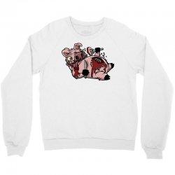cannibalistic piggy Crewneck Sweatshirt | Artistshot