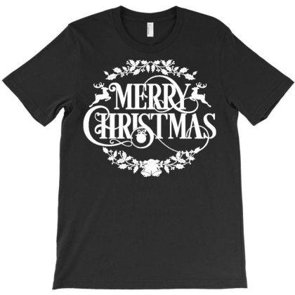 Merry Christmas T-shirt Designed By Lotus Fashion Realm