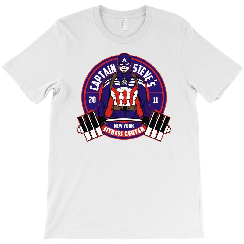 Cap Steve's Fitness Center T-shirt | Artistshot