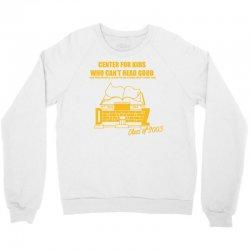 can't read good Crewneck Sweatshirt | Artistshot