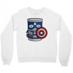 cap tin america Crewneck Sweatshirt | Artistshot