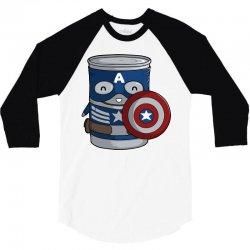 cap tin america 3/4 Sleeve Shirt | Artistshot