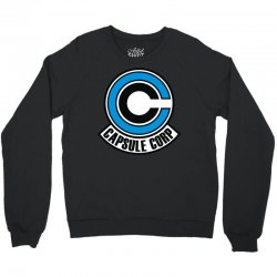 capsule corp (2) Crewneck Sweatshirt   Artistshot
