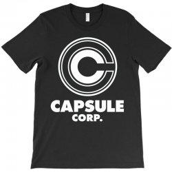 capsule corp (3) T-Shirt | Artistshot