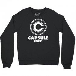 capsule corp Crewneck Sweatshirt   Artistshot