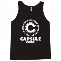 capsule corp Tank Top   Artistshot