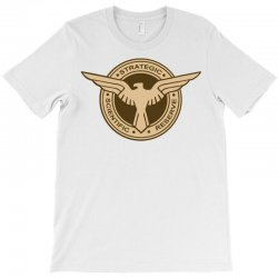 captain america   ssr logo T-Shirt | Artistshot