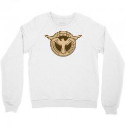 captain america   ssr logo Crewneck Sweatshirt   Artistshot