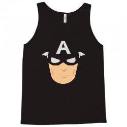 captain america mask Tank Top | Artistshot