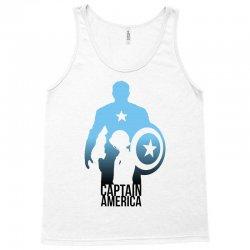 captain america ombre Tank Top | Artistshot