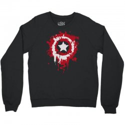 captain america shield Crewneck Sweatshirt | Artistshot