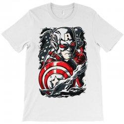captain america T-Shirt   Artistshot