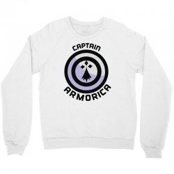 captain armorica Crewneck Sweatshirt | Artistshot