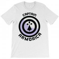 captain armorica T-Shirt | Artistshot