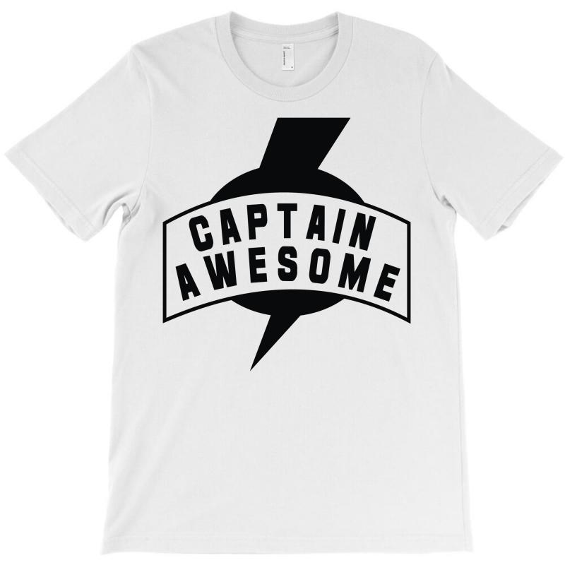 Captain Awesome T-shirt | Artistshot
