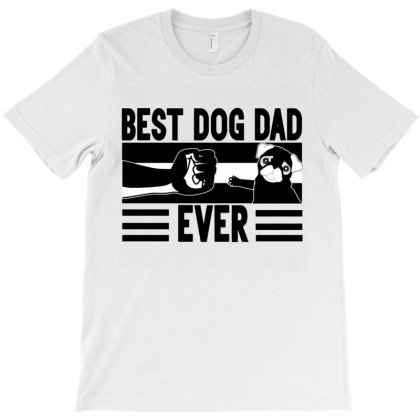 Best Dog Dad Ever T-shirt Designed By Bettercallsaul