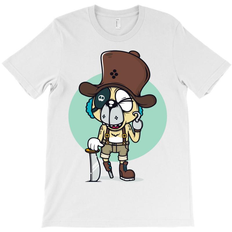 Captain Chomo T-shirt | Artistshot