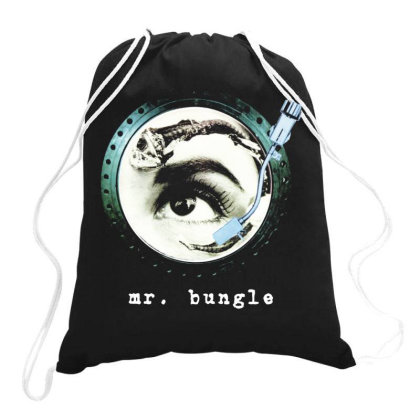 Mr Bungle Disco Volante Metal Rock Band Drawstring Bags Designed By Cuser2464