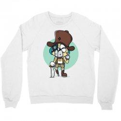 captain chomo Crewneck Sweatshirt | Artistshot