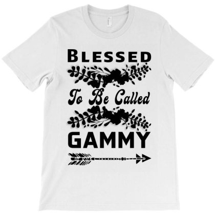 Blessed To Be Called Gammy T-shirt Designed By Bettercallsaul