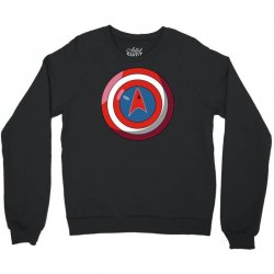 captain federation 2 Crewneck Sweatshirt | Artistshot