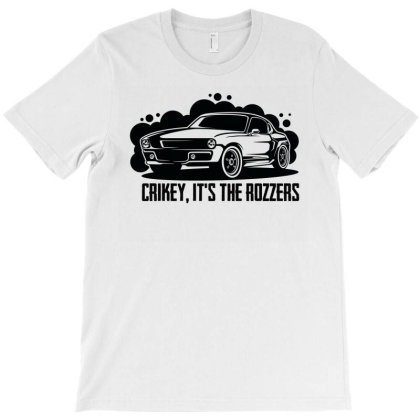 Crikey It's The Rozzers T-shirt Designed By Bettercallsaul