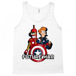 captain fry and iron bender in a civil future war Tank Top | Artistshot