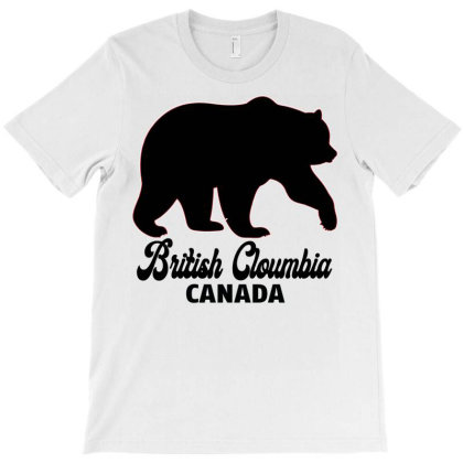 British Cloumbia Canada T-shirt Designed By Bettercallsaul