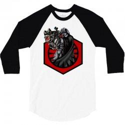 captain phasma 3/4 Sleeve Shirt | Artistshot