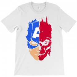 captain vs hydra T-Shirt | Artistshot