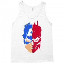 captain vs hydra Tank Top | Artistshot