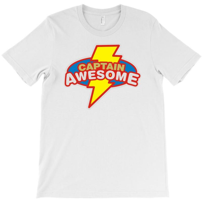 Captawesome T-shirt | Artistshot