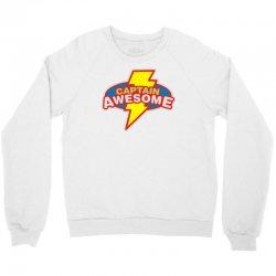 captawesome Crewneck Sweatshirt | Artistshot