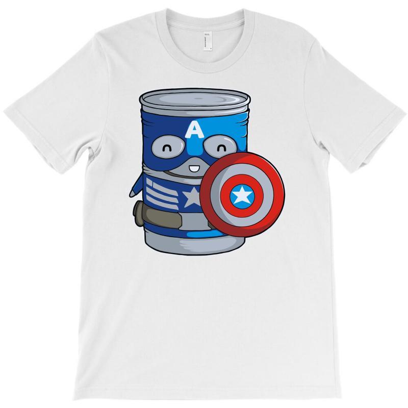 Captin America T-shirt | Artistshot