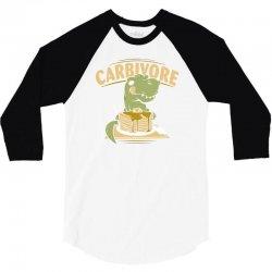 carbivore 3/4 Sleeve Shirt | Artistshot