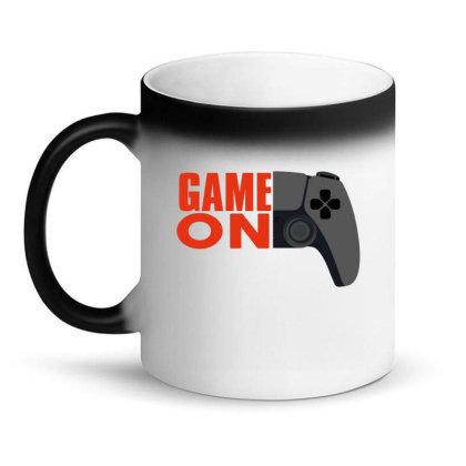 Game On Magic Mug Designed By Rardesign