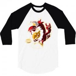 cardinals 3/4 Sleeve Shirt | Artistshot
