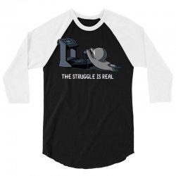 cardio fail 3/4 Sleeve Shirt   Artistshot
